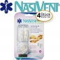 Mobile Preview: Nasivent Tube Plus - Starter Set - Anti Schnarch Mittel (inkl. Aufbewahrungsdose) - Mit patentiertem Haltezapfen für sicheren Halt in der Nase