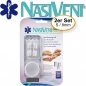 Preview: Nasivent Tube Plus 2er Pack - Gr. S/8mm - Anti Schnarch Mittel (Neues Model)