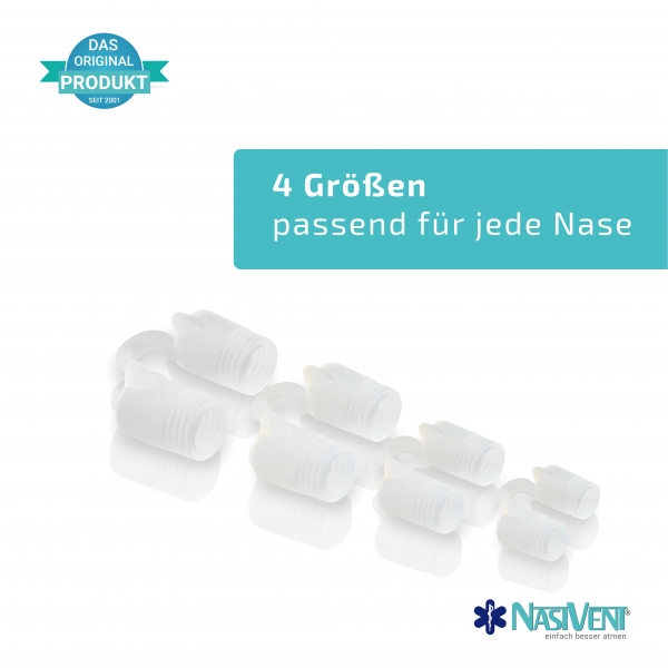 Nasivent Tube Nasendilator